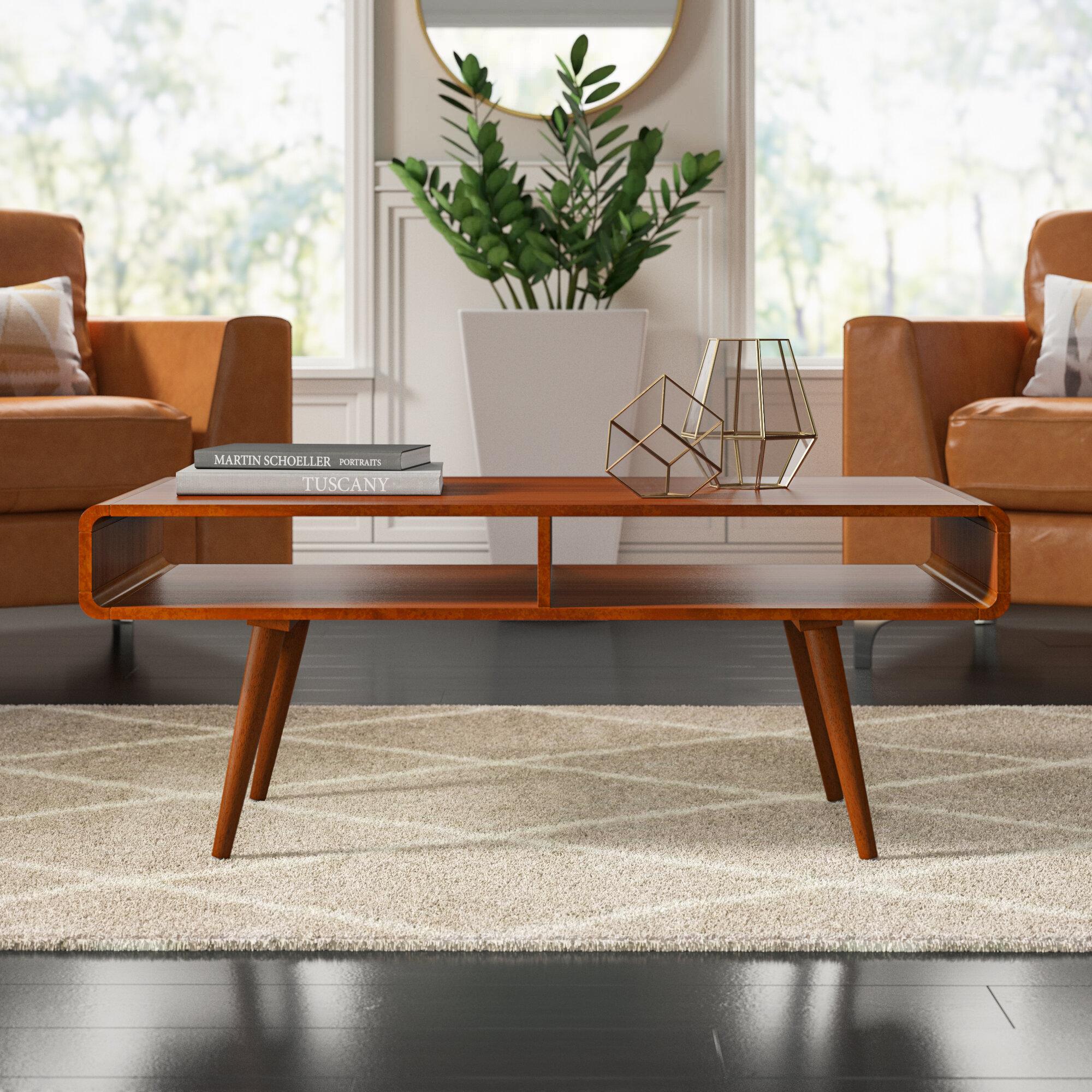 Mercury Row Mccurley Coffee Table With