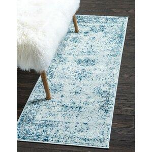 conlin light blue area rug