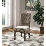 Carling Upholstered Side Chair (Set of 2) by Rosecliff Heights