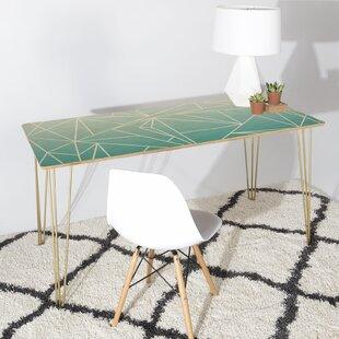 Mareike Boehmer Simplicity 1 Desk by Deny Designs 2019 Sale