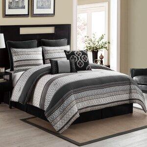 Crenshaw 6 Piece Comforter Set