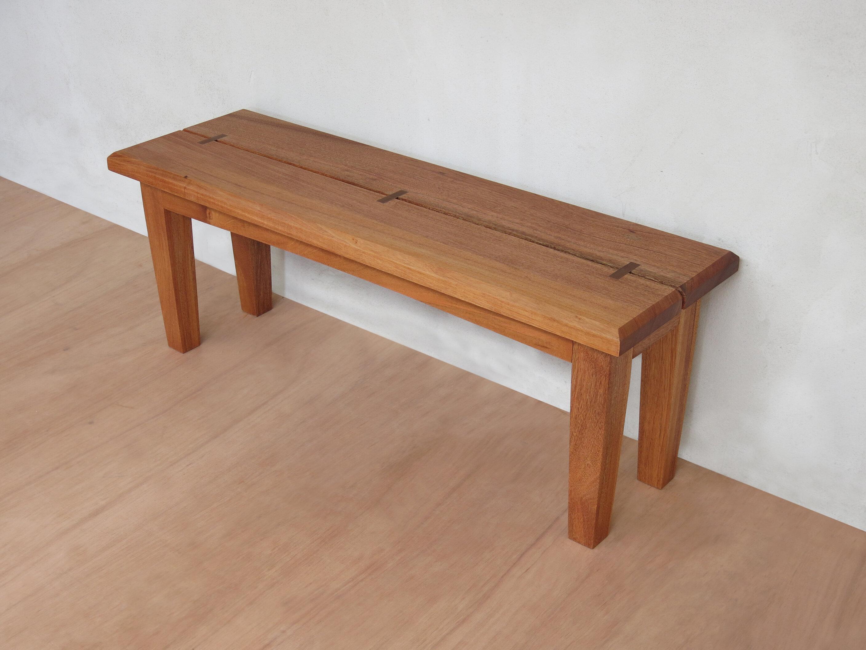 Xiloa Wood Bench By Masaya & Co