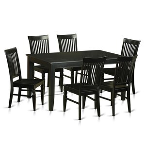 Dudley 7 Piece Dining Set by East West Furniture