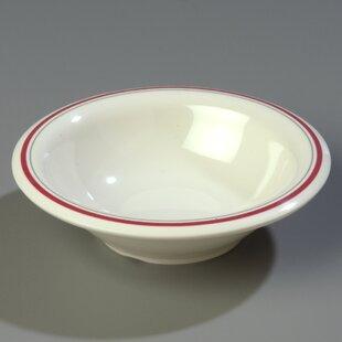 Durus® 12 oz. Melamine Rimmed Bowl (Set of 24)