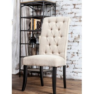 Artemps Upholstered Dining Chair (Set of 2) Laurel Foundry Modern Farmhouse