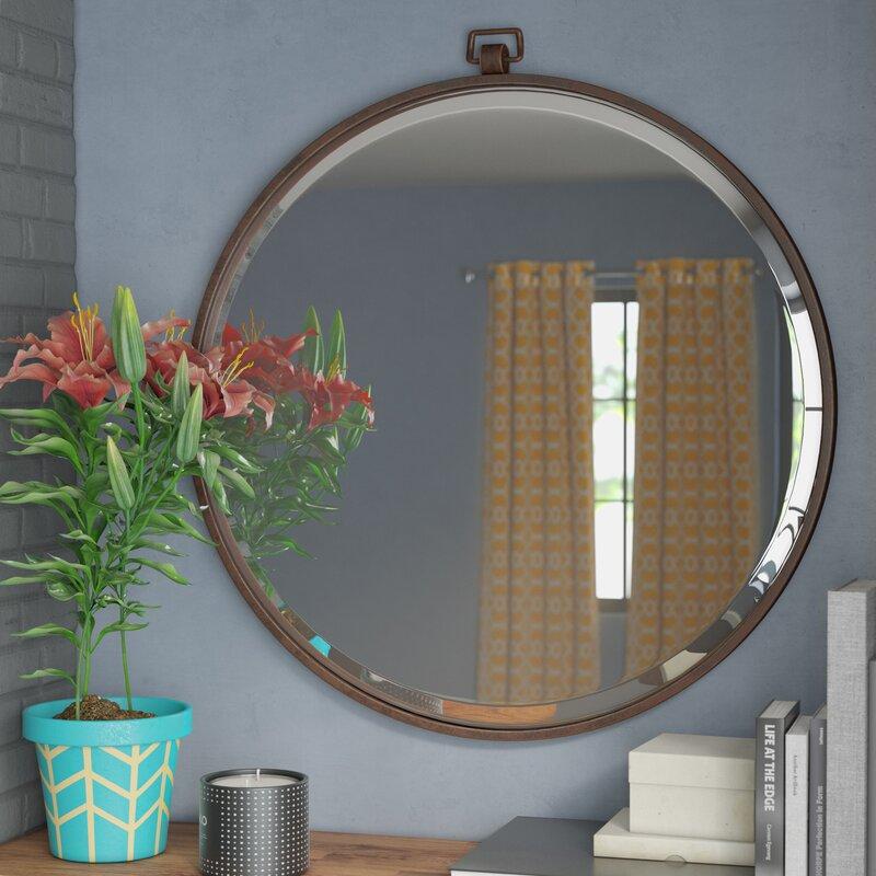 Langley Street Minerva Accent Mirror