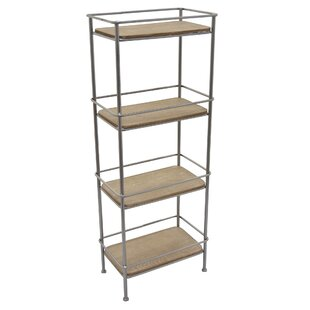 Caseville Rectangular Multitiered Plant Stand by Union Rustic