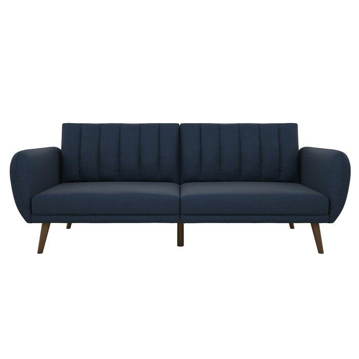 Novogratz Brittany Full Convertible Sofa