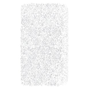 Best Reviews Hand-Woven White Area Rug ByThe Conestoga Trading Co.