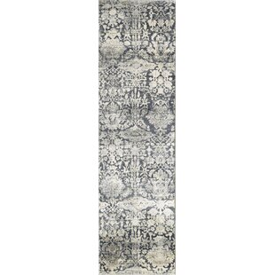 Barthel Gray Area Rug by World Menagerie