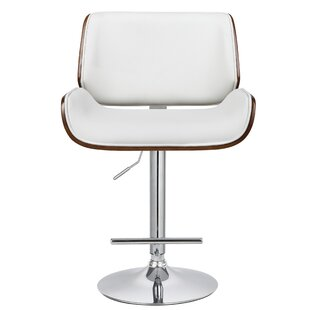 Oriole Adjustable Height Swivel Bar Stool by Scottish Country Fresh