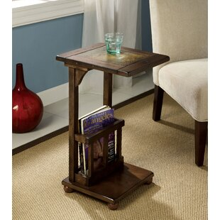 Great Price Pearsall End Table ByUnion Rustic
