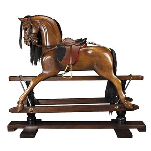 Best Museum Victorian Rocking Horse By Authentic Models