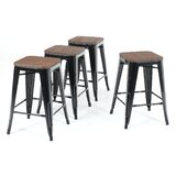 Beauregard Bar & Counter Stool (Set of 4) by Williston Forge