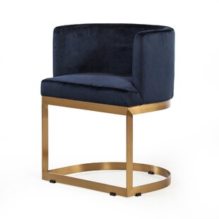 Waynesboro Upholstered Dining Chair by Brayden Studio Best