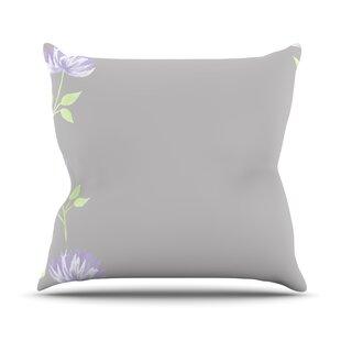 Bungalow Rose Burbach Indoor Outdoor Throw Pillow Wayfair