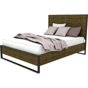 Nyora Platform Bed by 17 Stories