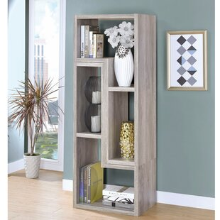 Dabbs Standard Bookcase by Wrought Studio