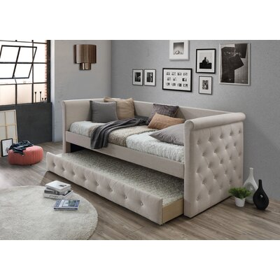 Reasor Twin Daybed with Trundle