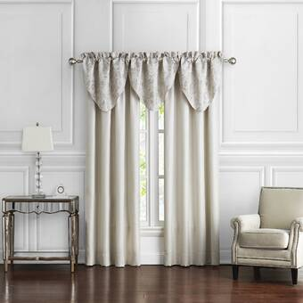 Zoomie Kids Baum Geometric Blackout Rod Pocket Curtain Panels Reviews Wayfair