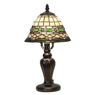 Gluck Tiffany Roman 15 Table Lamp