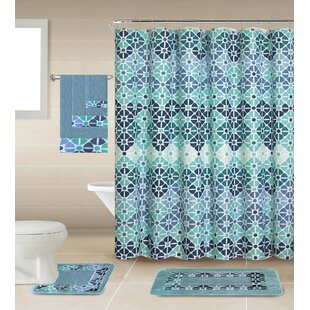 Radhika Shower Curtain Set