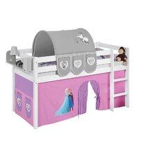 Design kinderzimmer modern zeitgen ssisch bild von for Frozen vorhang hochbett