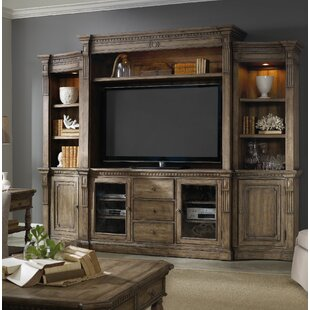 Shop For Sorella Entertainment Center for TVs up to 70 by Hooker Furniture Reviews (2019) & Buyer's Guide