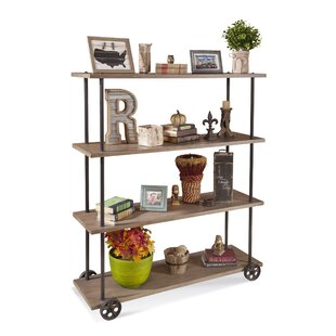 Compare Ellman Etagere Bookcase by 17 Stories