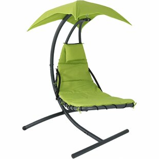 Shania Floating Chaise Lounge Swing Chair by Freeport Park New Design