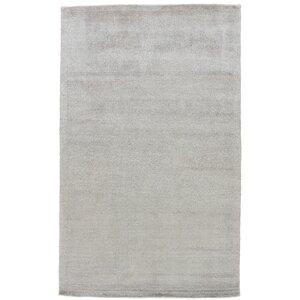 Pattukkottai Hand-Loomed Gray Area Rug