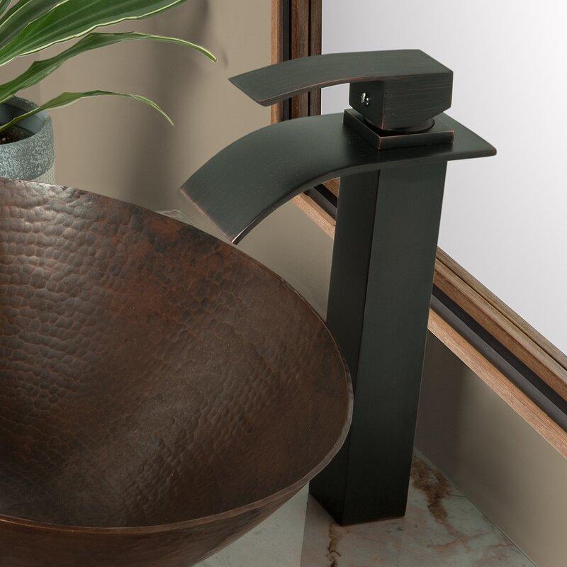 Waterfall Vessel Faucet & Reviews | AllModern