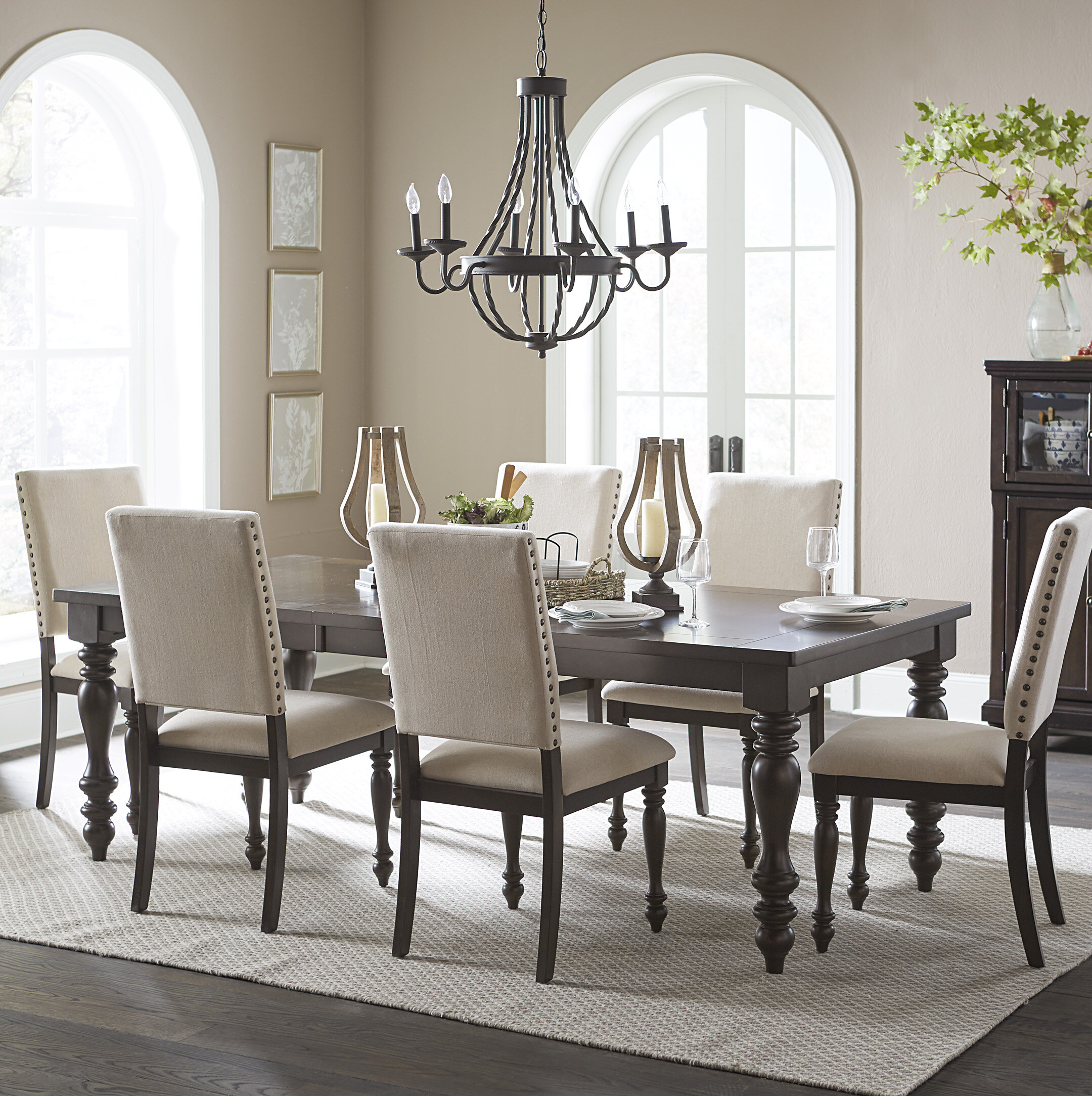 Seats 9 Kitchen & Dining Room Sets & Tables You'll Love in 9 ...