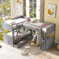 Triple Bunk Beds Wayfair