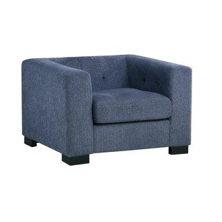 Aquilla Chenille Club Chair by Brayden Studio SKU:BA735671 Information