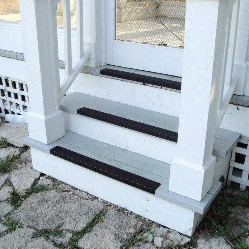 Black Nosing Stair Tread