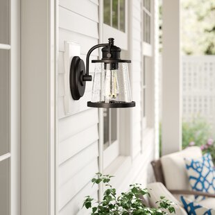 Jeffries LED Outdoor Sconce