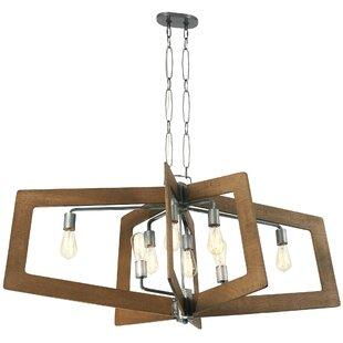 Blayze 8-Light Foyer Lantern Pendant ByTrent Austin Design
