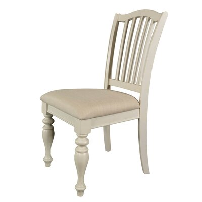 Quevillon Solid Wood Dining Chair Lark Manor
