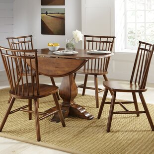 Marni 5 Piece Dining Set August Grove
