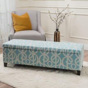 Adair Upholstered Storage Bench