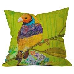 Outdoor Pillows With Birds Wayfair