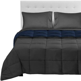 Acushnet Reversible Comforter Set