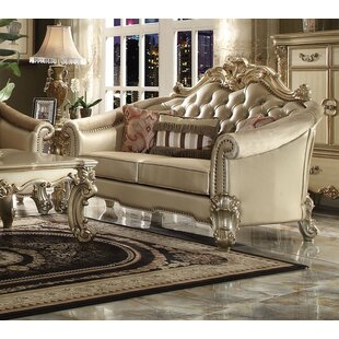 Shop Leedom Loveseat by Astoria Grand
