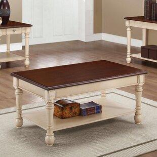 Barbieri Coffee Table ByCharlton Home