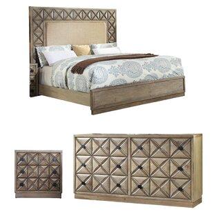 Pinnix Queen Configurable Bedroom Set