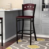Fannie 29.75 Bar Stool by Red Barrel Studio®