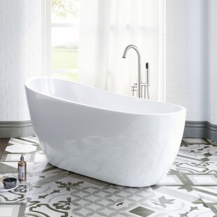 Heated Soaking Tub | Wayfair