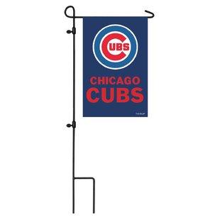 MLB Applique Garden Flag by Evergreen Enterprises, Inc