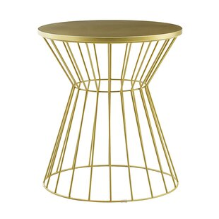 Bargain Lulu End Table by Elle Decor